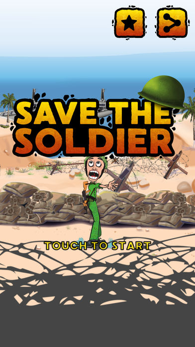 Save the Soldier
